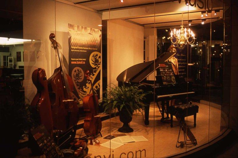 Music store RDPIII
