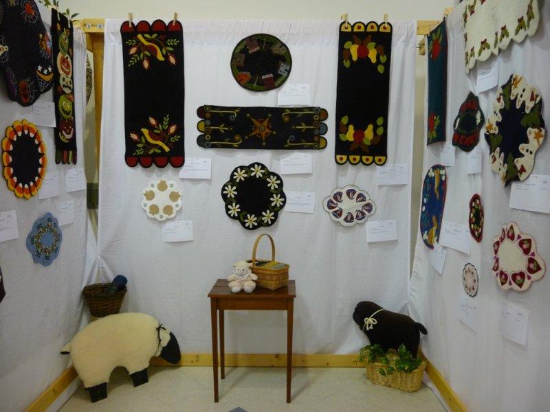 Wool  Shop PW754