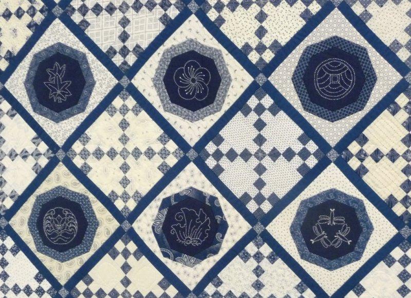 Sashiko Detail PW890