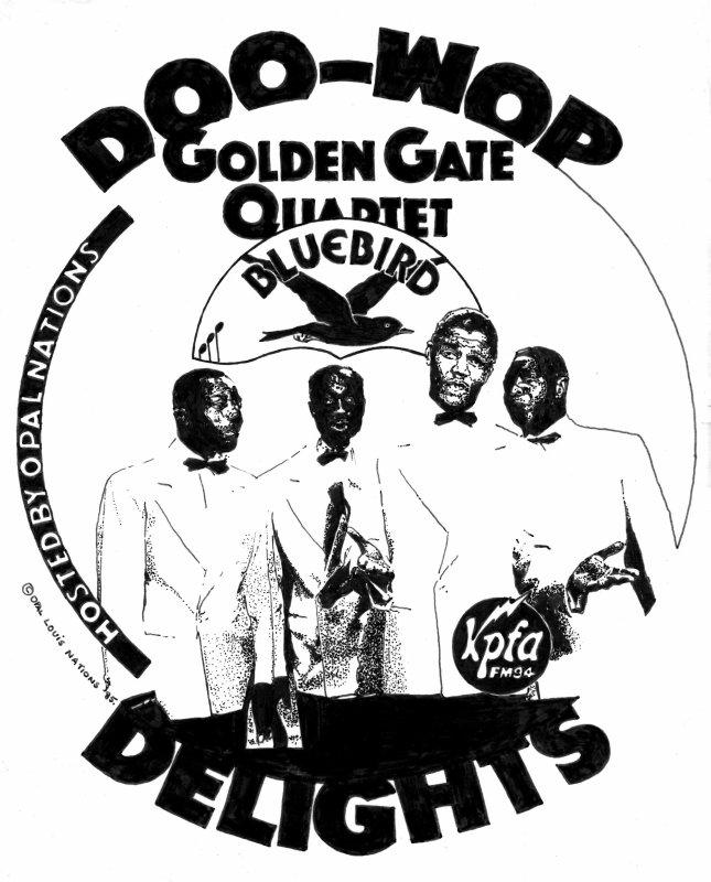 Golden Gate Quartet - 1985