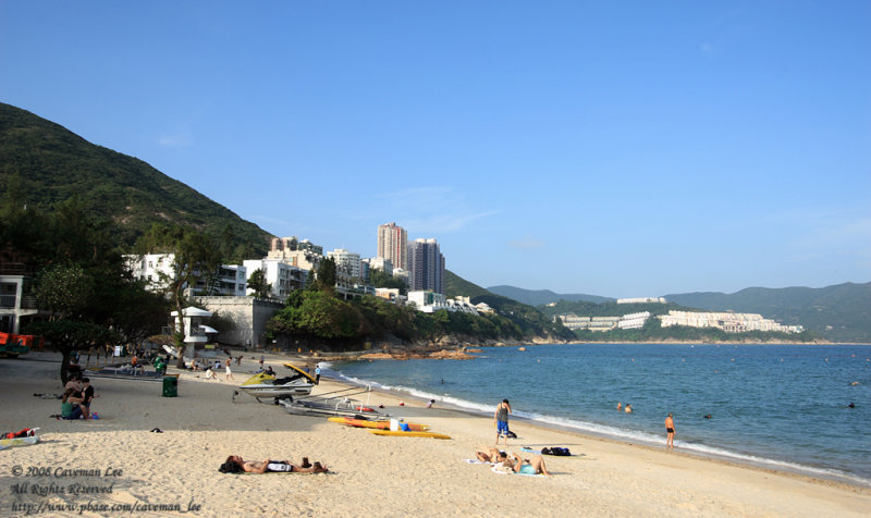 The Beach of Stanley