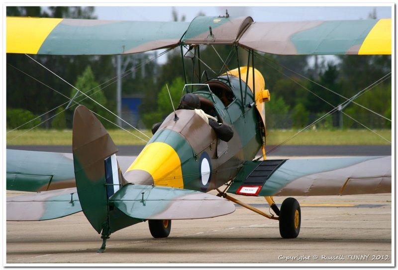 RAAF Tiger Moth