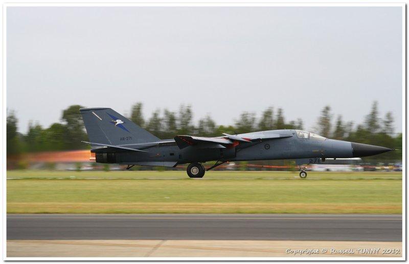 RAAF GD F-111