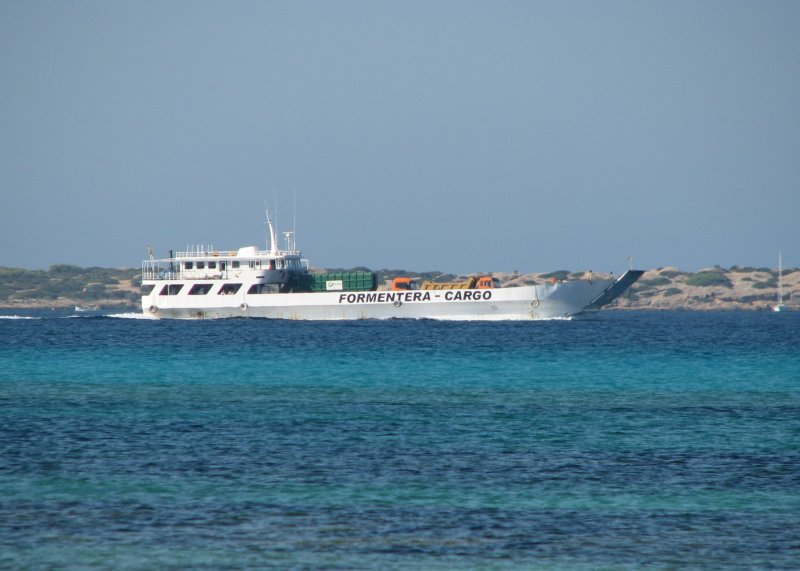 Formentera Cargo - Ofiusa Nova