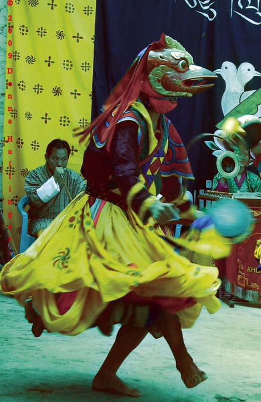 Birdman -Traditional dance