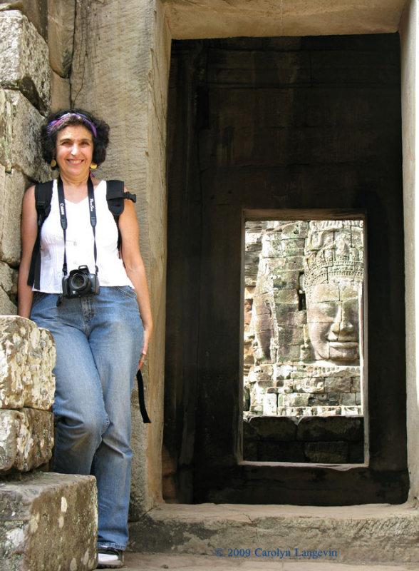 Avalokiteshvara  and me!