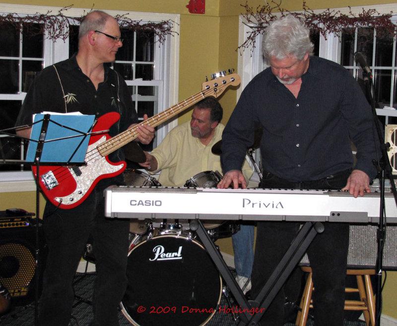 Chip Smith, Rick McCarthy, and Joe Lemanski
