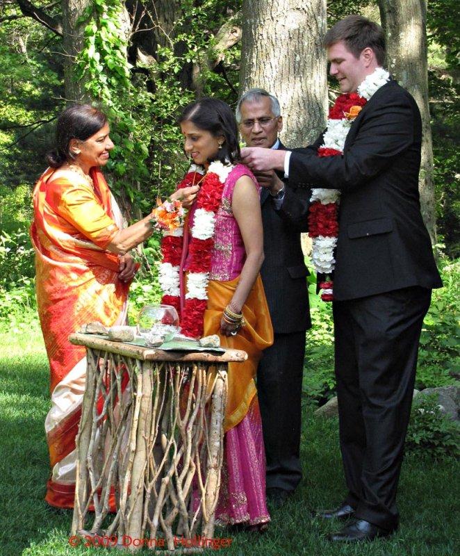 Viji, Renuka, Bhaskar and Chris