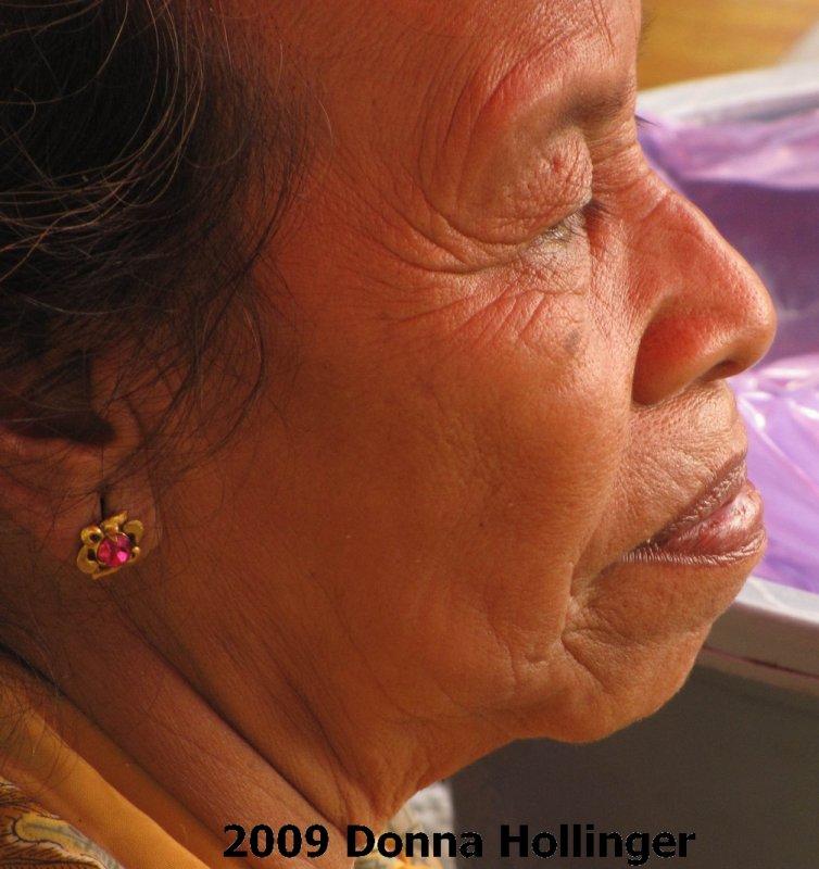 Javanese Portrait