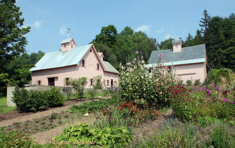 Justin Morrill Homestead Barns
