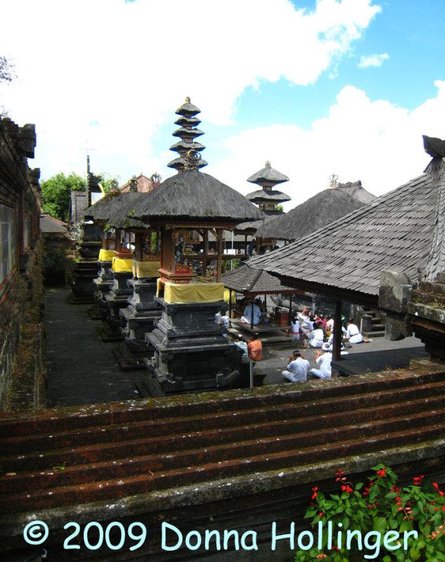 Besakih is a Buddhist Shrine/Monastery
