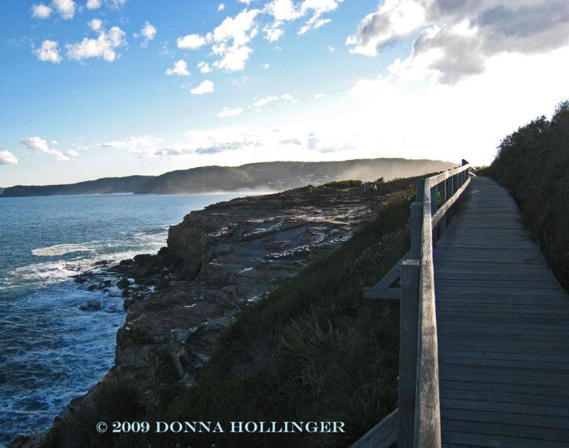 Coastal Walk and Cliff