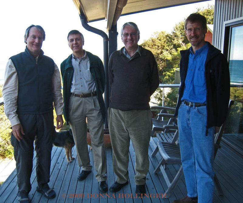 Peter, Peter Peter and Bill
