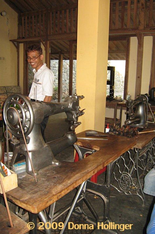 Iskandars Workshop