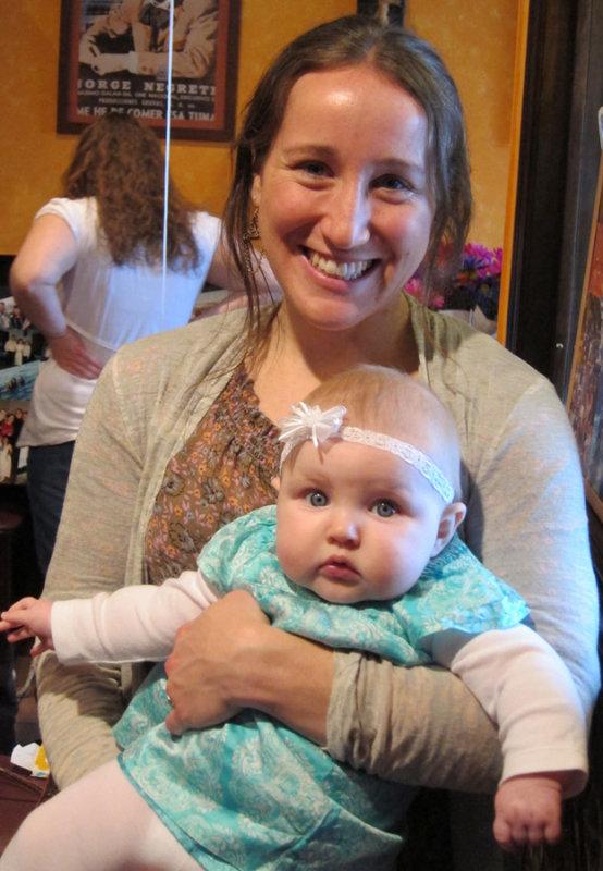Cousins:  Julia and Ella
