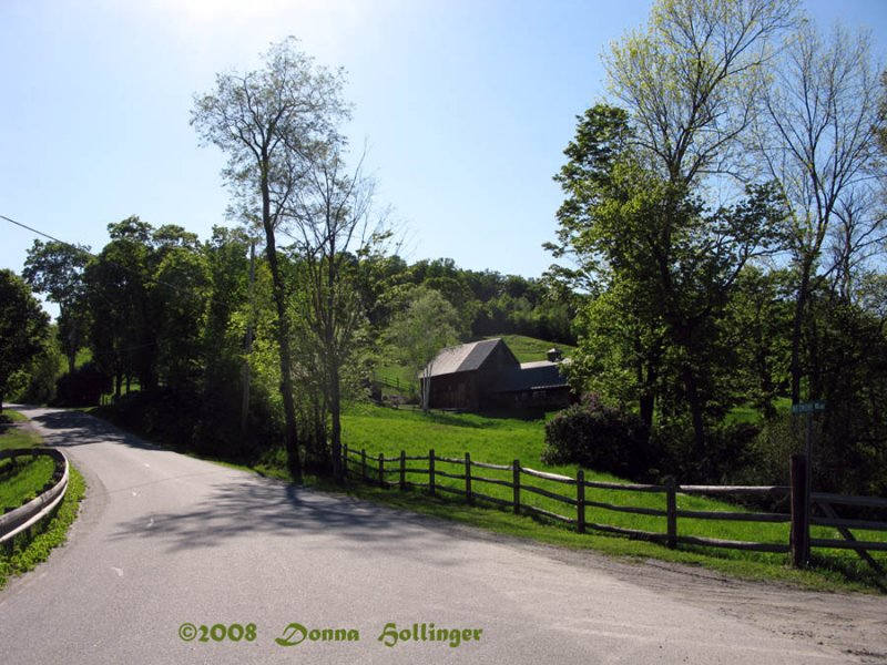 Strafford Horse Barn