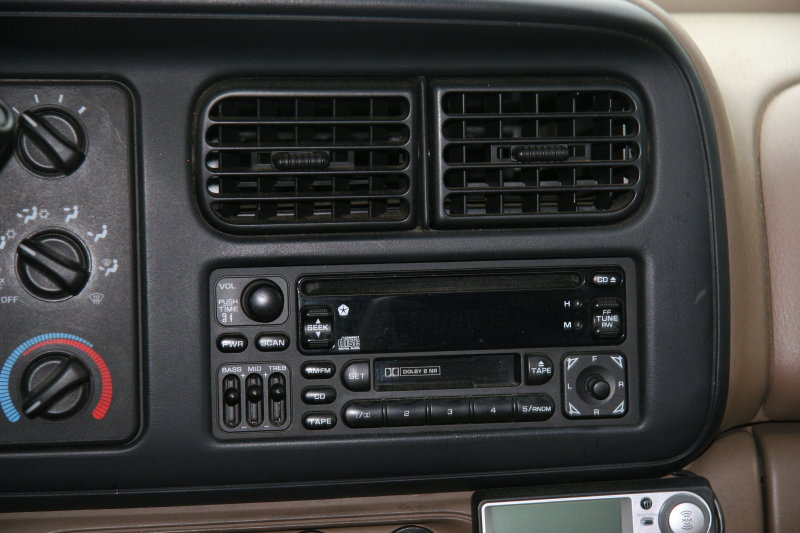 Here Are A Of Pictures My Dash On 98 D
