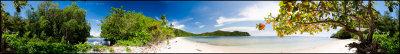 Raja Ampat Panorama 360 degrees