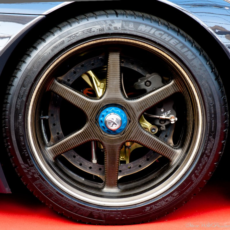 Wheel , nice for a Peugeot
