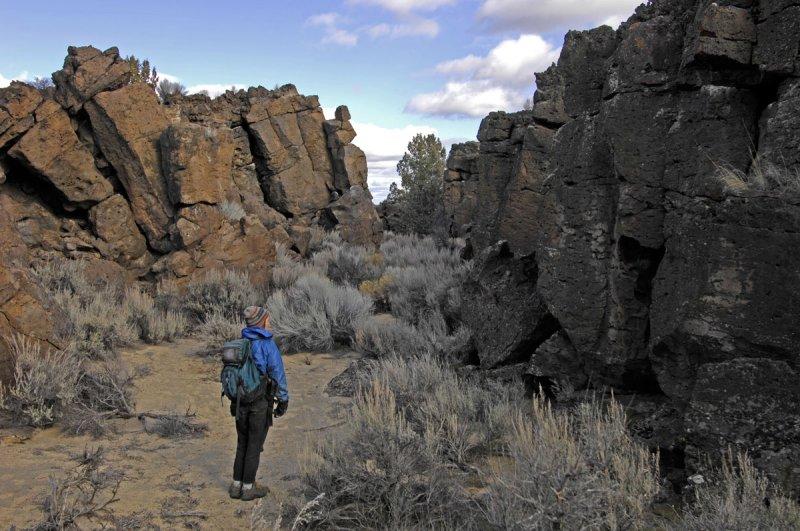 flat iron rock