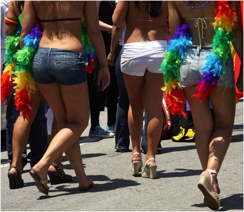 Gay Pride 33-San Francisco
