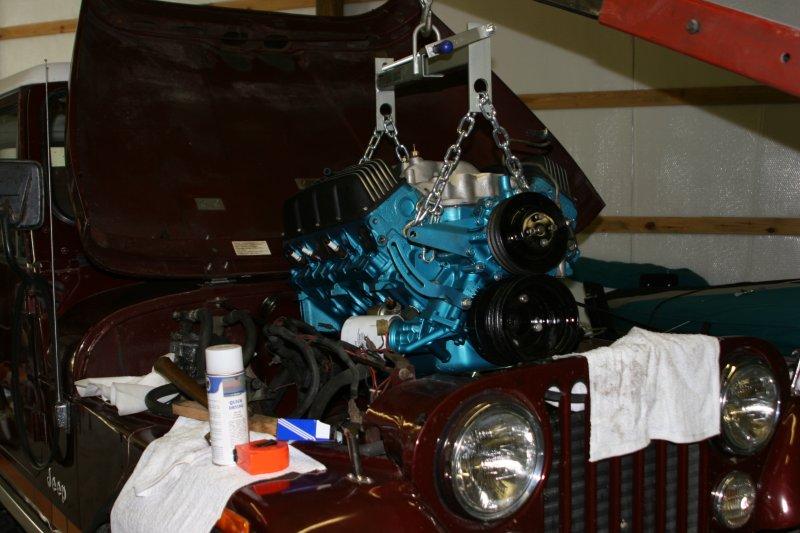 Cj7 304 V8 Engine