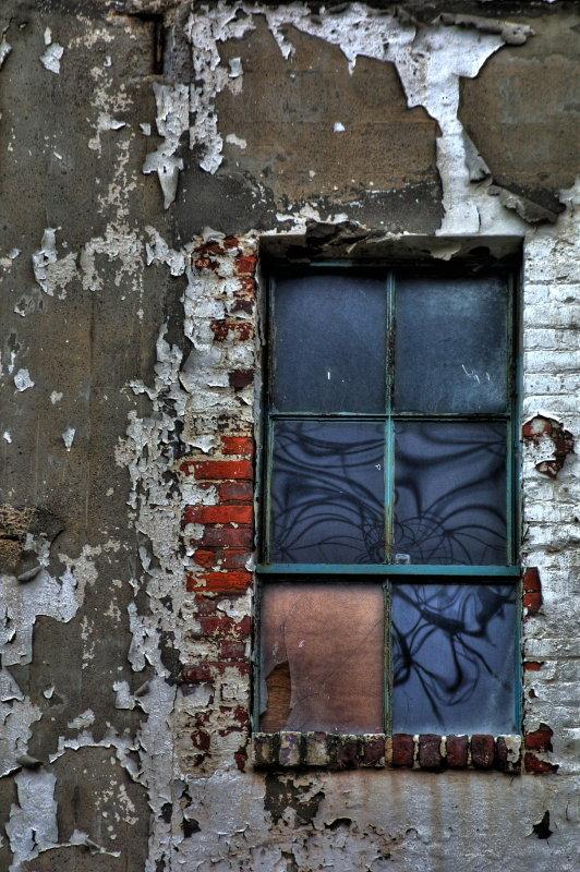 Ellicott Street Window