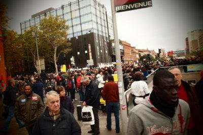 Bienvenue à Toulouse