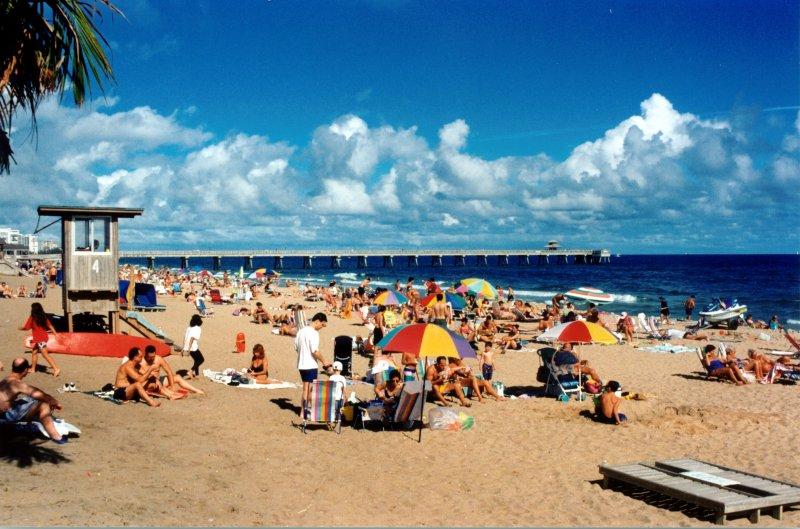 Deerfield Beach 1996