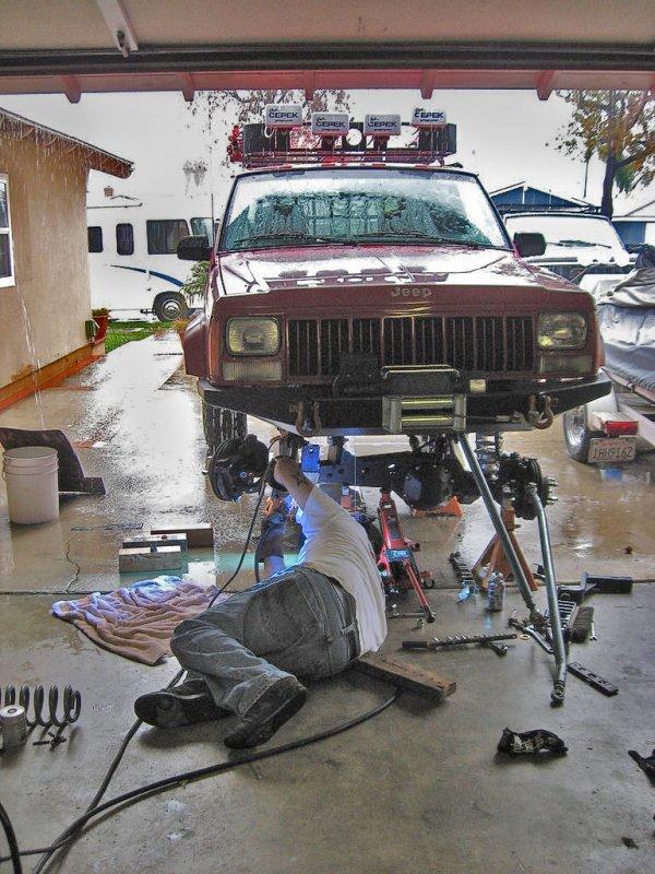 92290903 Cloudswimmer's 1:1 96 Jeep XJ