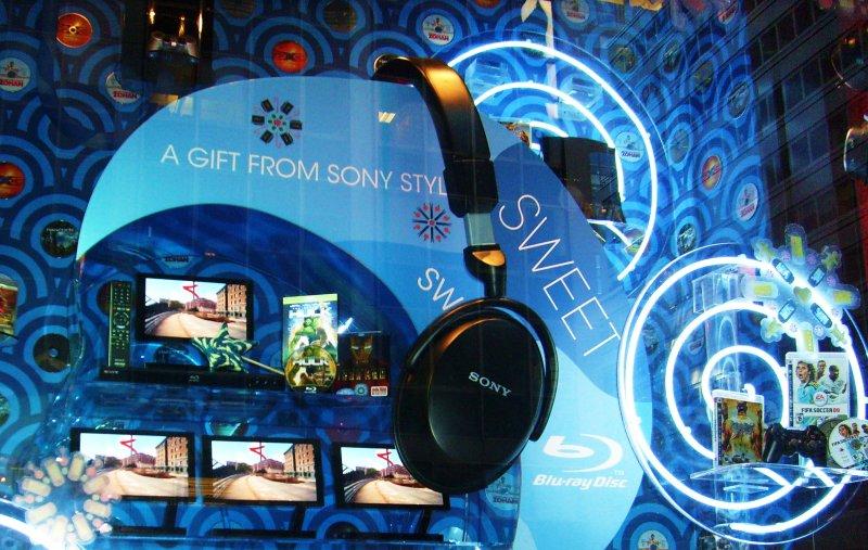 At Sony