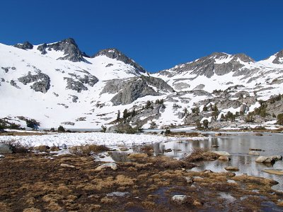 Davis Lakes & Mount Davis