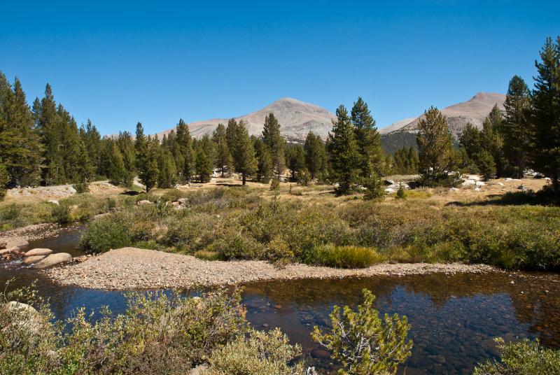 Dana Fork towards Mt. Dana