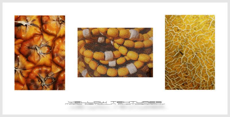 Yellow textures