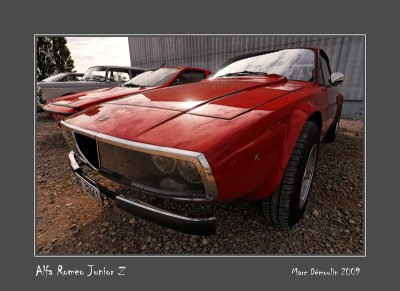 ALFA ROMEO Junior Z Dijon - France
