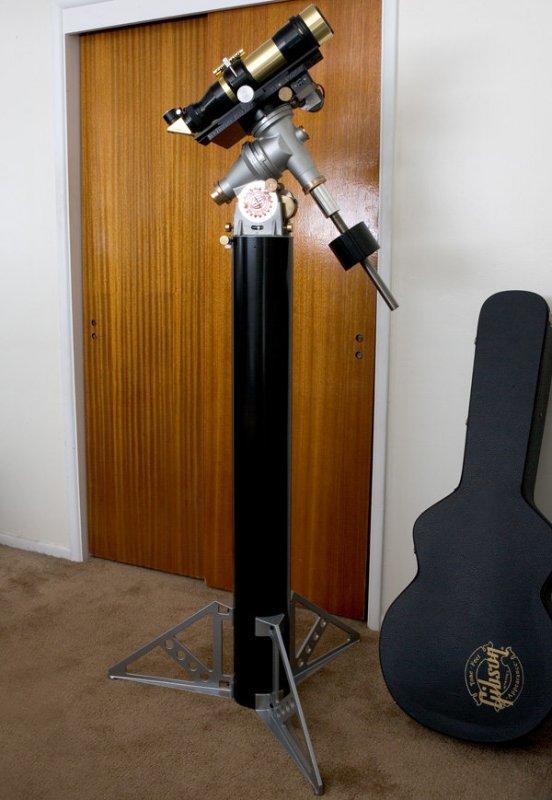 Byers 58 - brass hardware version