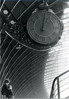 1:01  York Station, Yorkshire 1980