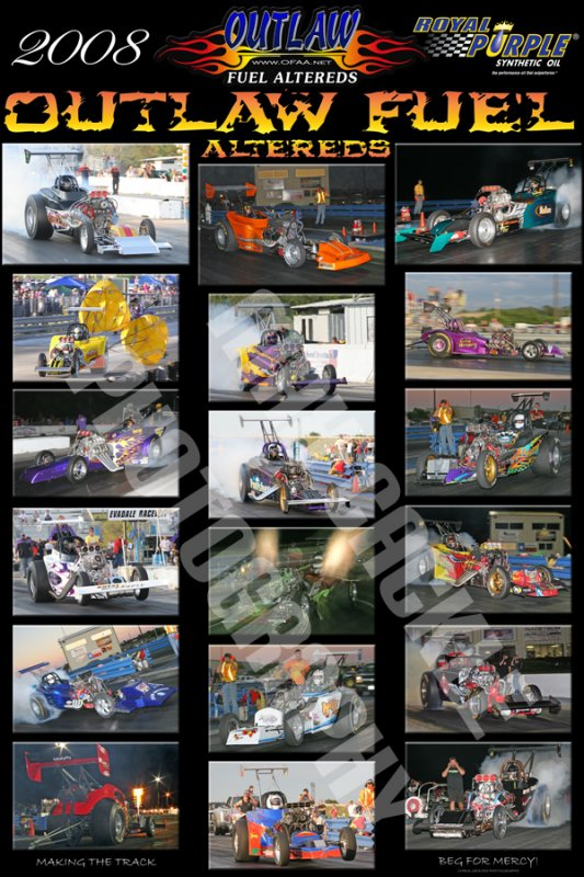 Outlaw Fuel Altereds 2008