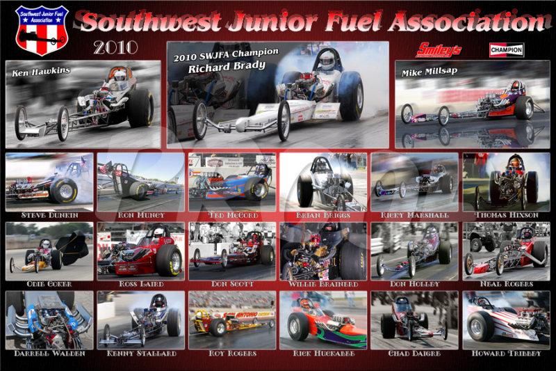 2010 SWJFA Series