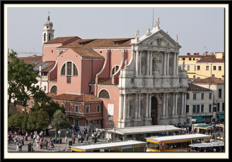 Santa Maria di Nazaretta, known as The Scalzi
