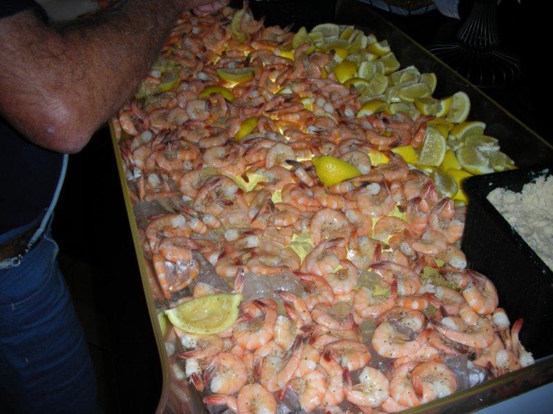 Shrimp Bonanza