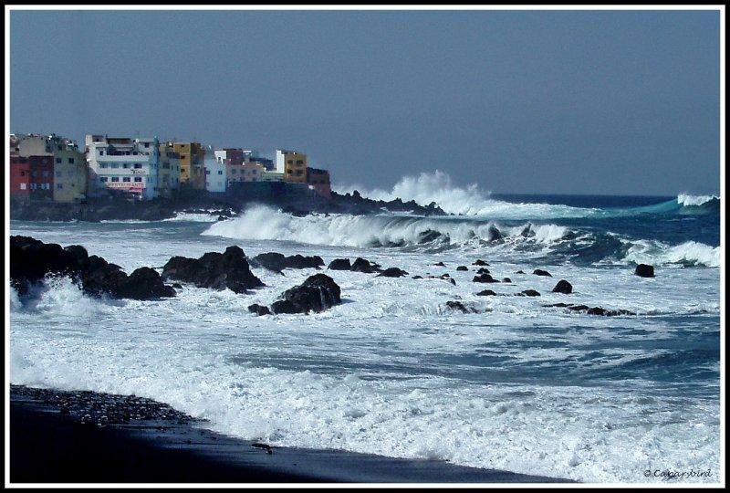 Punta Brava village