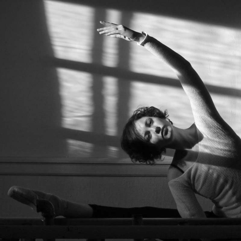 Mireille Cadrin, professeure de ballet