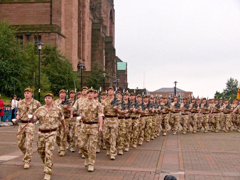 Duke of Lancasters Regiment