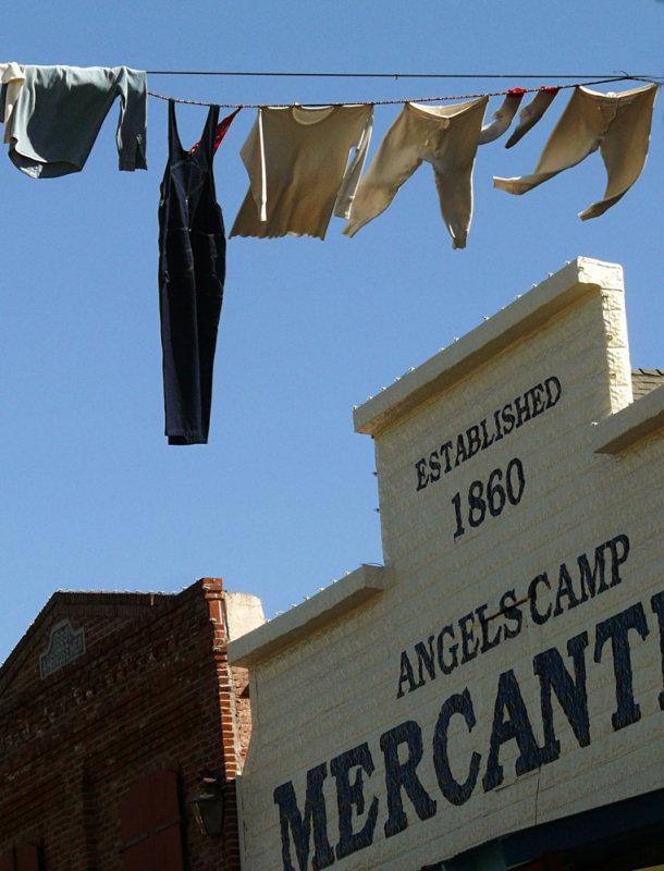 Racing Long Johns, Angels Camp, California, 2008