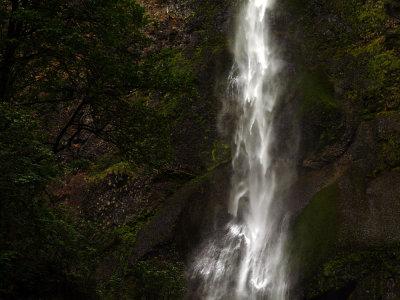 Multnomah Falls, Columbia River Gorge, Oregon, 2008
