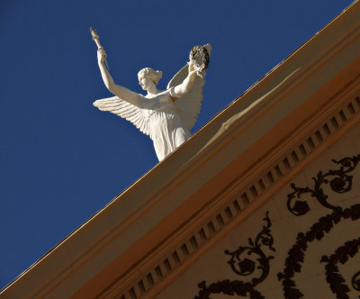Winged Victory, Old State Capitol, Phoenix, Arizona, 2008