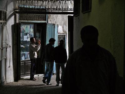 Ignored, Tunis, Tunisia, 2008