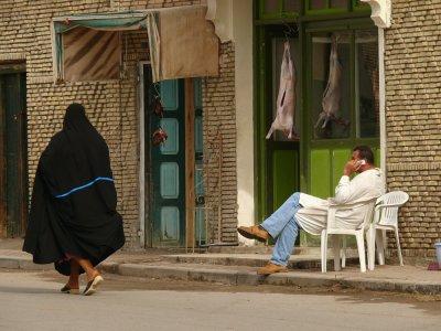 Slow business, Tozeur, Tunisia, 2008