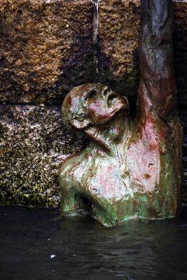 American Merchant Mariner's Memorial, New York City, New York, 2009